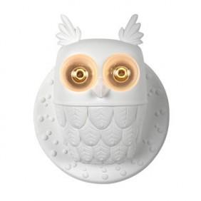 Applique Karman Ti Vedo ceramica bianca 2XE27 AP105 1B INT