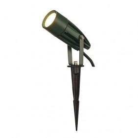 Lampada a picchetto SLV Syna verde scuro LED 8.6W 3000K IP55 227508