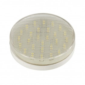 Lampadina LED attacco GX53 3W 3000K luce calda non dimmerabile 551372