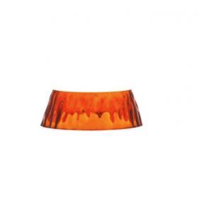 Accessiorio corona Flos per lampade Flos Bon Jour ambra F1033070