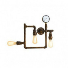 Ceiling Fan Amarcord with 3 LIGHTS 3XE27 wall...