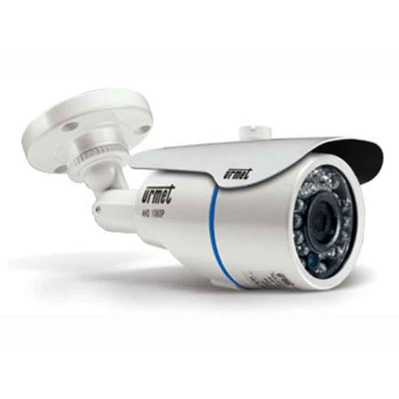 Telecamera Urmet compatta AHD 1080P con ottica 3,6mm alta definizione