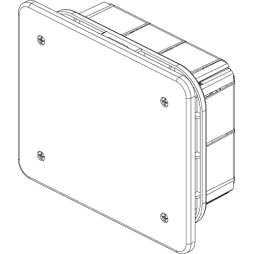 VIMAR SCATOLA INCASSO 116X92X50 V70002