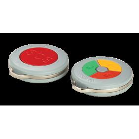 Remote control anti-Theft Beghelli Brain three buttons 81014