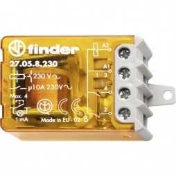 Finder rele commutatore ad impulsi 230v FIN27058230