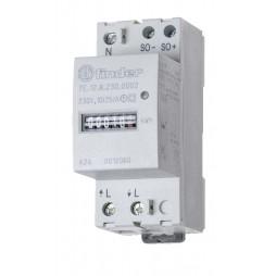 FINDER CONTATORE ENERGIA 230V ATTACCO DIN