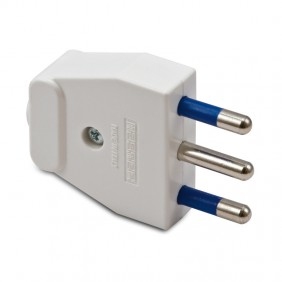 Spina elettrica 2+T 16A 05161