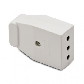 ELECTRICAL OUTLET, 2+T 10A 05511