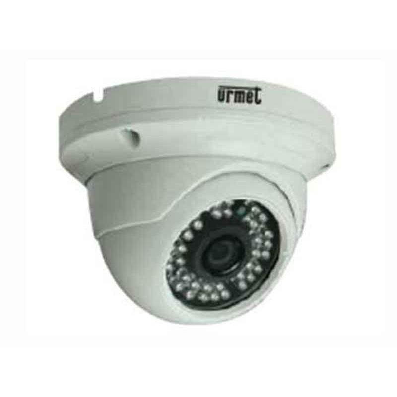 Telecamera IP Urmet Minidome HD 1080P con ottica 3,6mm alta definizione