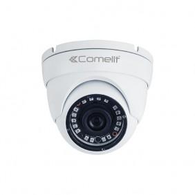Telecamera Comelit AHD minidome bianca 4 megapixel,3.6mm,AHCAM624A