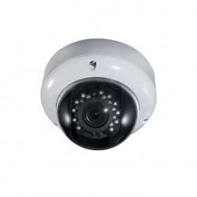Telecamera Comelit AHD vandaldome bianca 4MP,zoom 2.8/12mm AHCAM634VZA