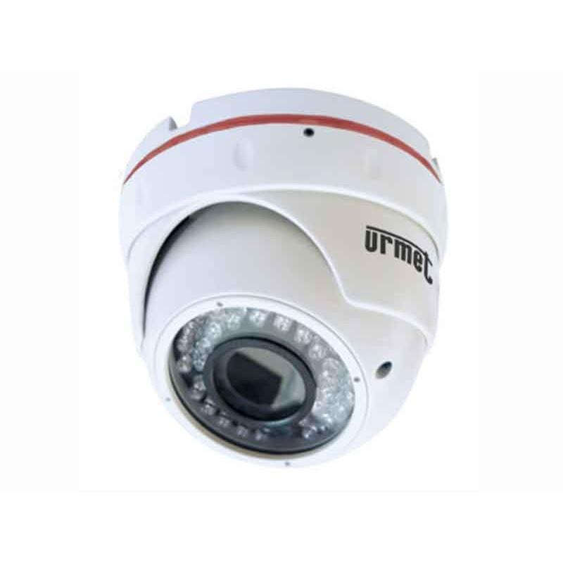 Telecamera IP Urmet Minidome AHD 1080P con ottica 3,6mm alta definizione