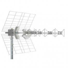 FRACARRO ANTENNA TV UHF 5 ELEMENTI BLU5HD 217910