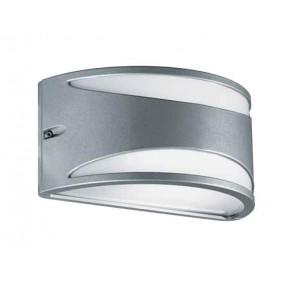 Applique Augenti Meridian grey 13W LED 4000K IP65 4500W/NR4.VS.40
