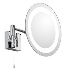 Applique Speccchio bright Astro polished chrome 1XG9 dimmable 0356