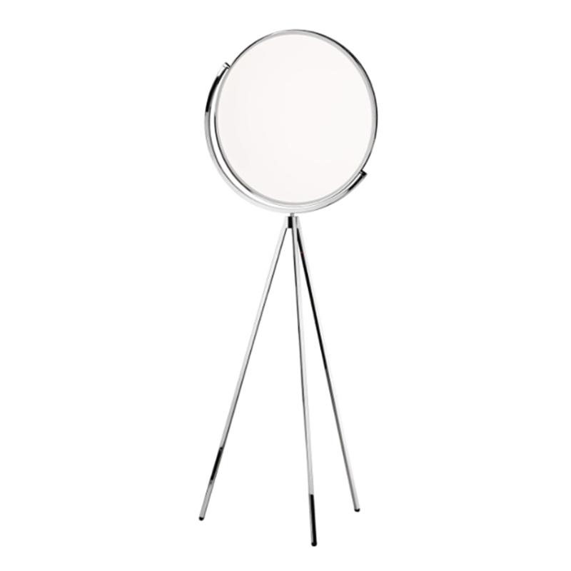 da terra Flos Superloon cromata specchio LED 45W 2200/2800K F6630057