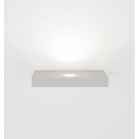 Applique Lumen Center Italia Segni bianco LED 10W 3000K IP20 SEGQ105