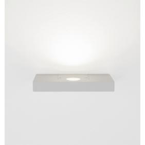 Applique Lumen Center Italia Segni grigio perla LED 10W 3000K IP20 SEGQ123