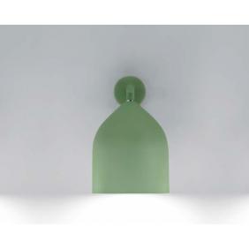 Appliques-Lumen Center Italia Odile vert 1XE27 IP20 diamètre 20 mm ODI21126