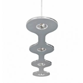 Suspension Lumen Center Italia Flat 04 aluminum LED 25.2 W FLA0417227