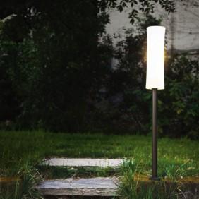 La lampe à partir de l'extérieur Lumen Center Italia Prendre Open Air 11,E27 IP54 BOUT11173