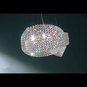 Suspension Marchetti Diamante Swarovski LED 30W IP20 050.298.06.03.B