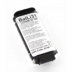 Batteria Logisty hager  3,6V  1Ah per apparecchi Hager logisty BATLI31