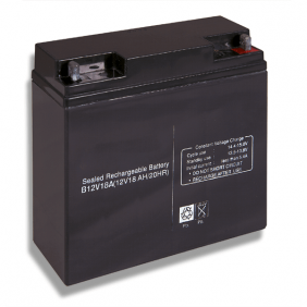 Lead acid battery 12V 18Ah Cobat Included B12V18A