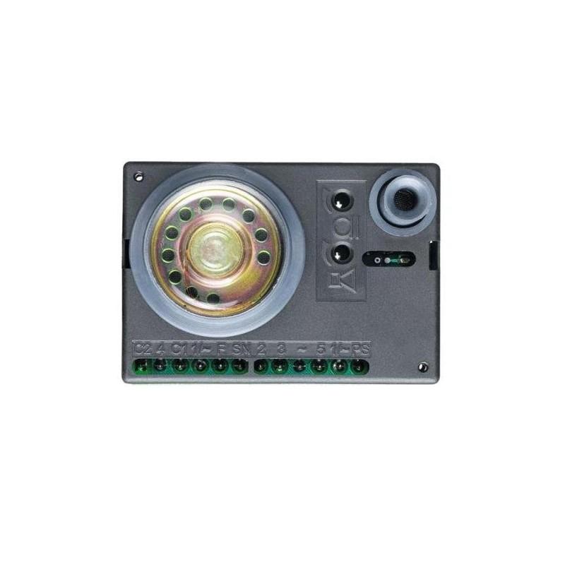 URMET Posto esterno per impianti 1+1 fili 1145/67