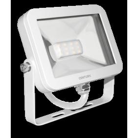Proiettore Century I Flat bianco LED 10W 3000K IP65 IFL-109530