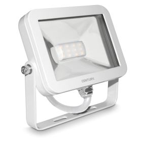 Proiettore Century I Flat bianco LED 30W 3000K IP65 IFL-309530