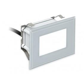 Incasso Nobile LED per installazione a parete 2.7W 180 lumen 3000K 241/3K