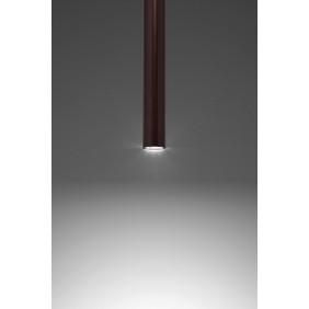 Sospensione Nobile bronzo LED 7.5W 3000K 650 lm IP20 DL030/BR