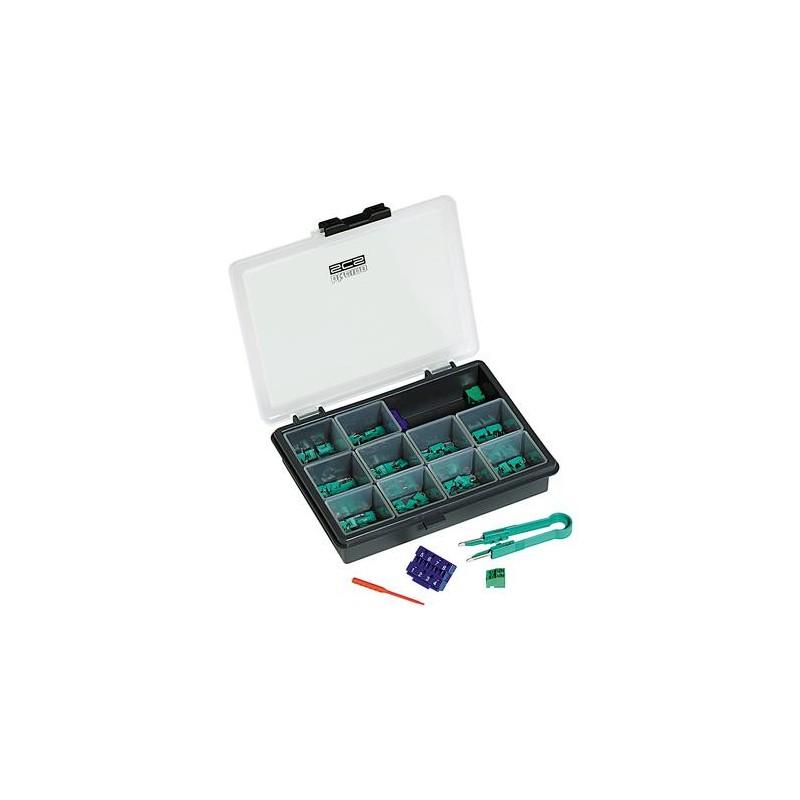 Bticino valigetta set configuratori da 0 a 9 più accessori 3501K