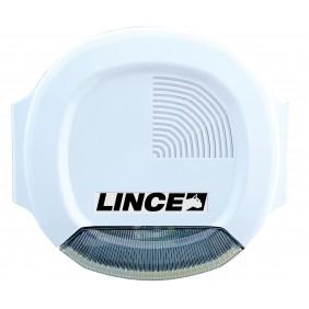 SirenaLince autoalimentata con segnalatore LED...