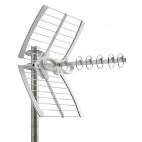 Antenna Fracarro Sigma a sei elementi a banda UHF 213219