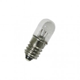 Bombilla Italweber socket E10 tamaño de 10x28 24V 1.2 W 0910804