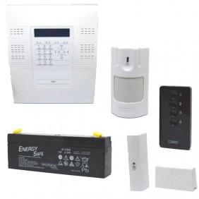 Kit antintrusione BPT radio con centrale PXC24W ed accessori 8K46AA-006