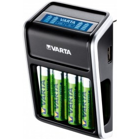 Charger Varta LCD with USB port 57677101441