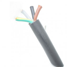 Cable Guainato of polychloroprene 4X2,5 sq mm H07RNF4G2,5