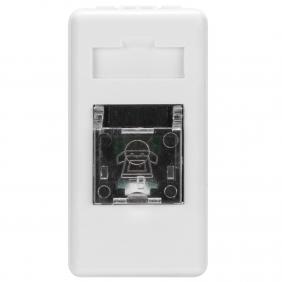 Gewiss System telephone socket GW20251