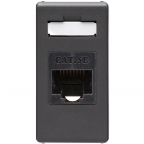 Gewiss System RJ45 CAT 5 UTP socket GW21271