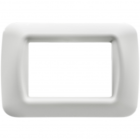 Gewiss System 3-module plate GW22503
