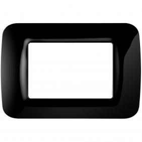 Gewiss System 3-module plate GW22513