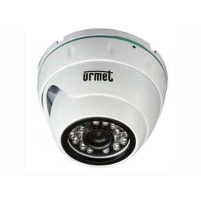 Telecamera Urmet Dome 12V Day&Night 3,6mm con filtro ir cut