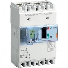 Interruttore Bticino scatolato magnetotermico differenziale 100A T714B100D