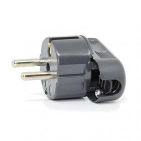 Plug the steering wheel Bticino 2P+e 10/16A Schuko standard grey 2016NG