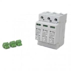 Surge sovratenzione Cabur 600VDC download in 20KA ISPD600V3G0A