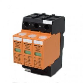 Scaricatore di sovratensione Weidmuller 1000V DC scarica 40KA 1351270000