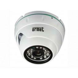 Telecamera Urmet Dome 12V Day&Night 2,8-12mm con filtro ir cut